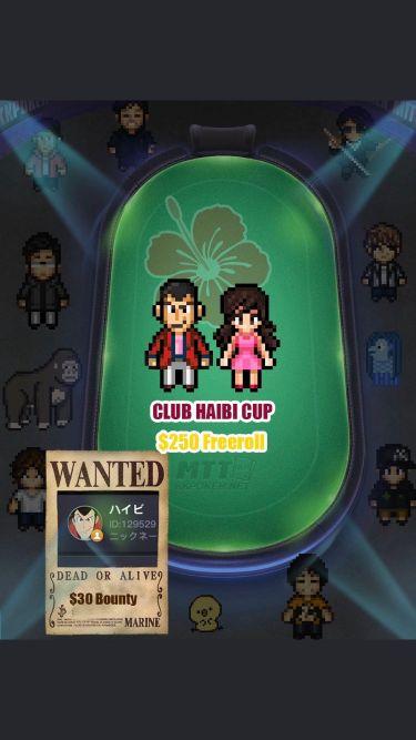 CLUB HAIBI CUPの画像